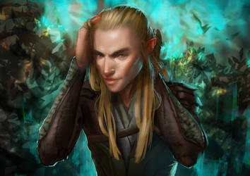 Legolas by DireImpulse
