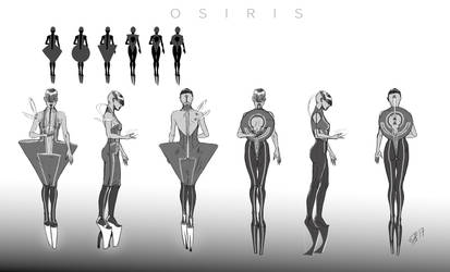The Voice: Clothing Concepts by DireImpulse