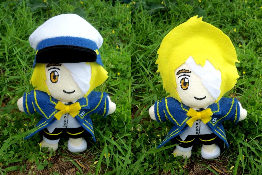 Oliver by TashaAkaTachi