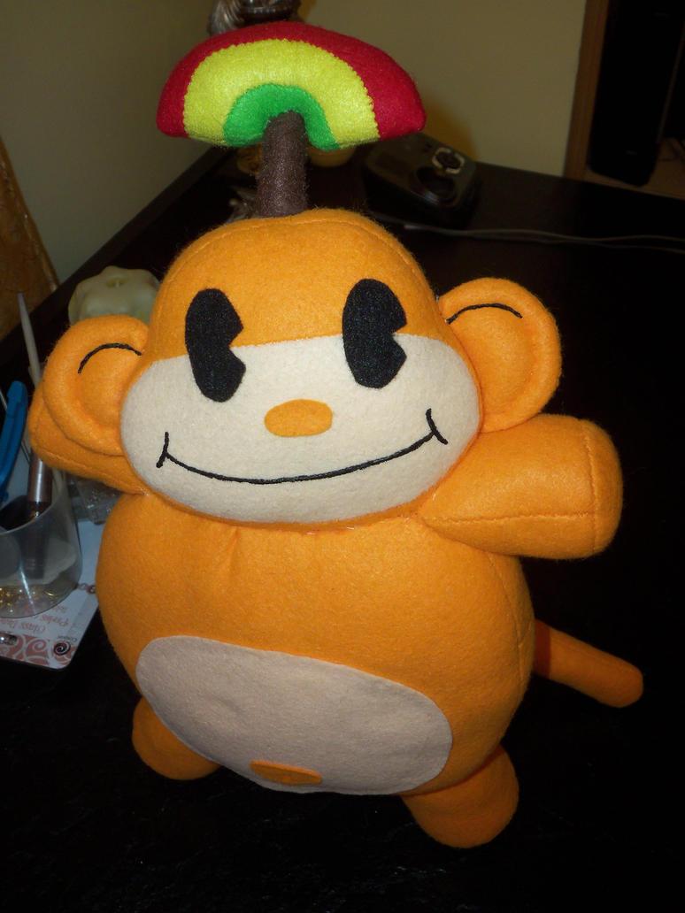 Rainbow Monkey (First Attempt) by TashaAkaTachi