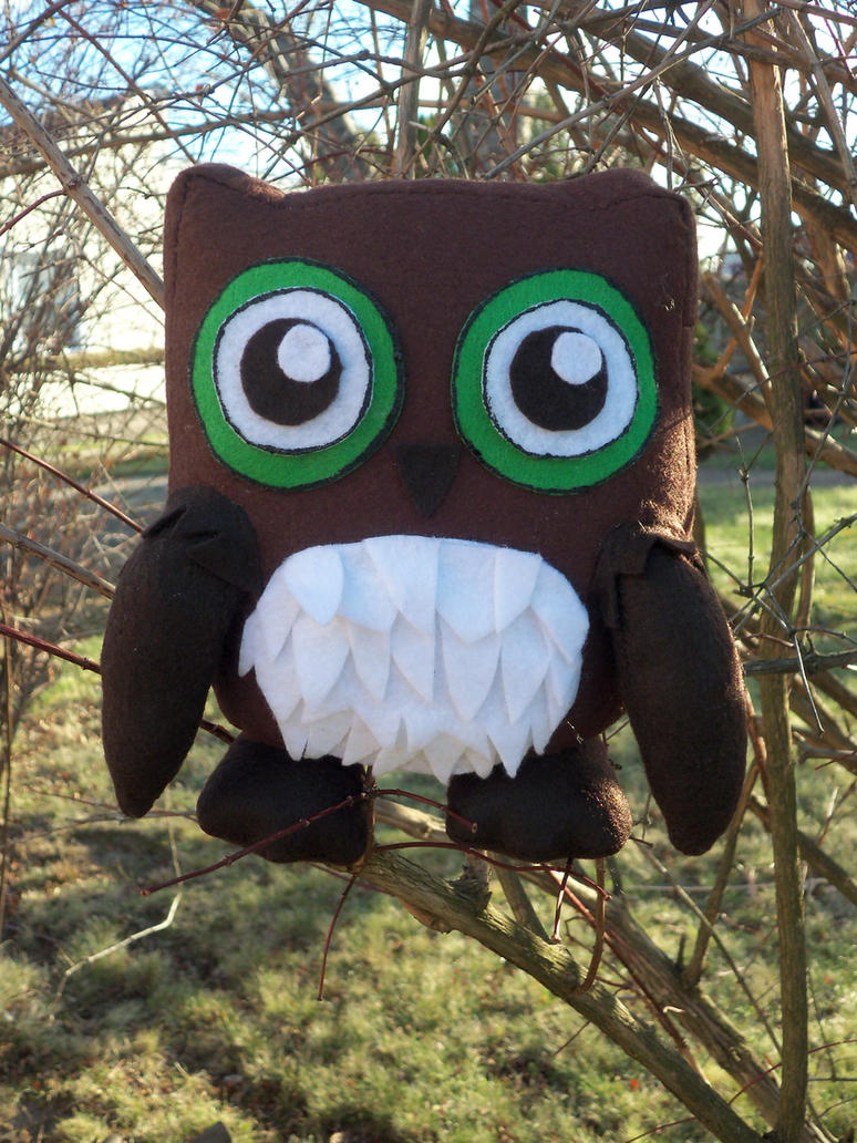 Owl by TashaAkaTachi