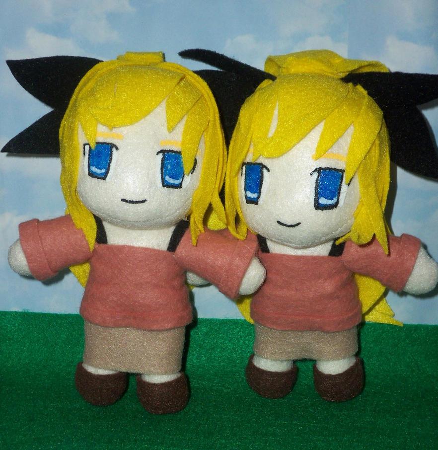 2 Lilly Satous by TashaAkaTachi
