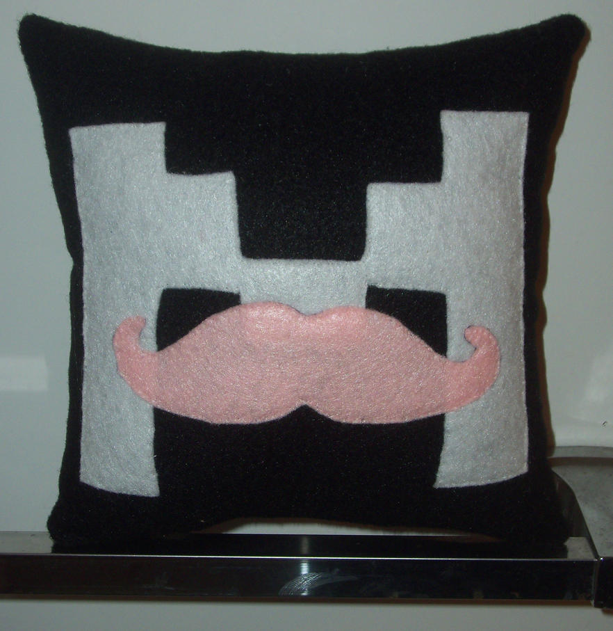 Markiplier Logo Pillow by TashaAkaTachi