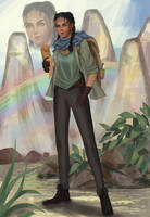 Treasure Hunter by adnap23