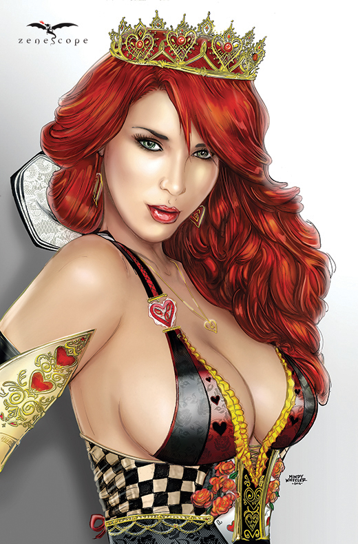 zenescope wallpaper
