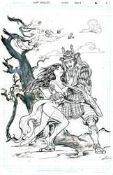 Rem 8 Samurai Page
