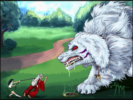 Inuyasha - A Walk in the Park