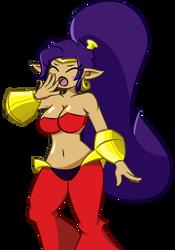 Shantae Is Tired