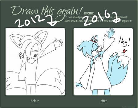 Draw It Again - Eppa The Fox