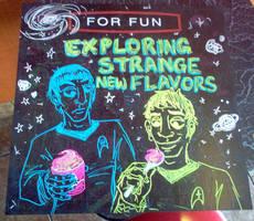 Ice Cream Trek by Starjuice