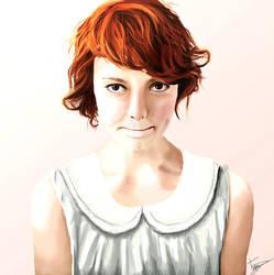 Dakota Blue Richards by havoqc