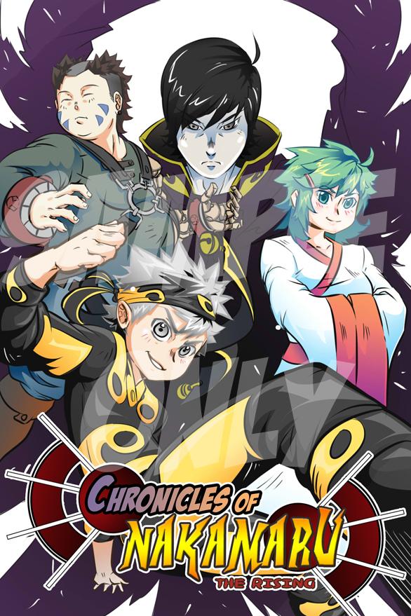 Chronicles Of Nakamaru by Ah-Mon
