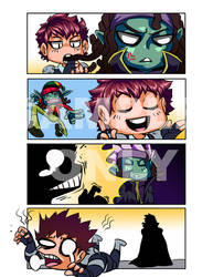 CHIBIPOP PAGE 2 by Ah-Mon