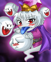 King Boo by Nine-Tailed-Fox