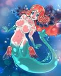 Coral the Mermaid Slime