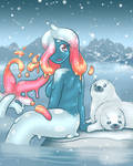 Snow by Nine-Tailed-Fox