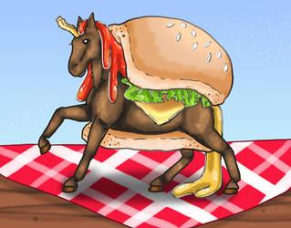 Burgercorn