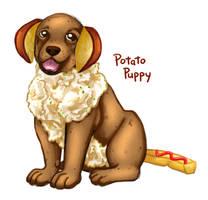 Potato Puppy