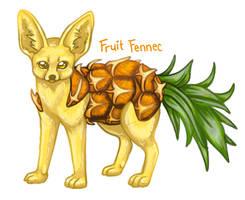 Fruit Fennec