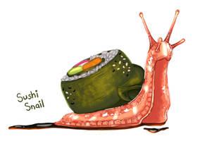 Sushi Snail