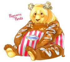 Popcorn Panda