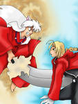 Inuyasha vs. Edward