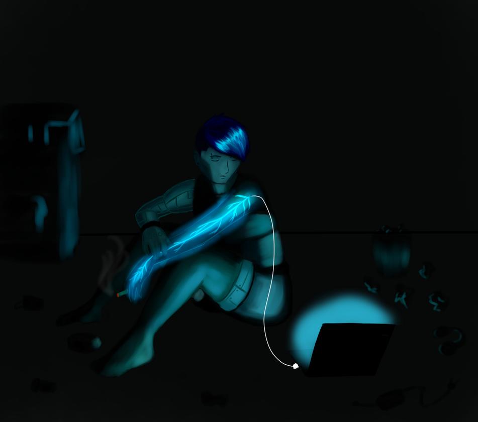 CyberWare by holyprayerx
