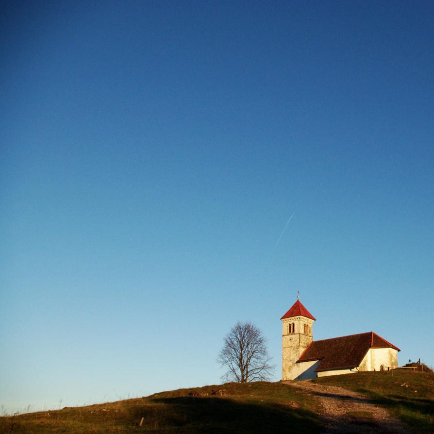 Saint Ana's Church by MacCute