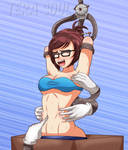 Commission- Mei in the box by Tera-Soul