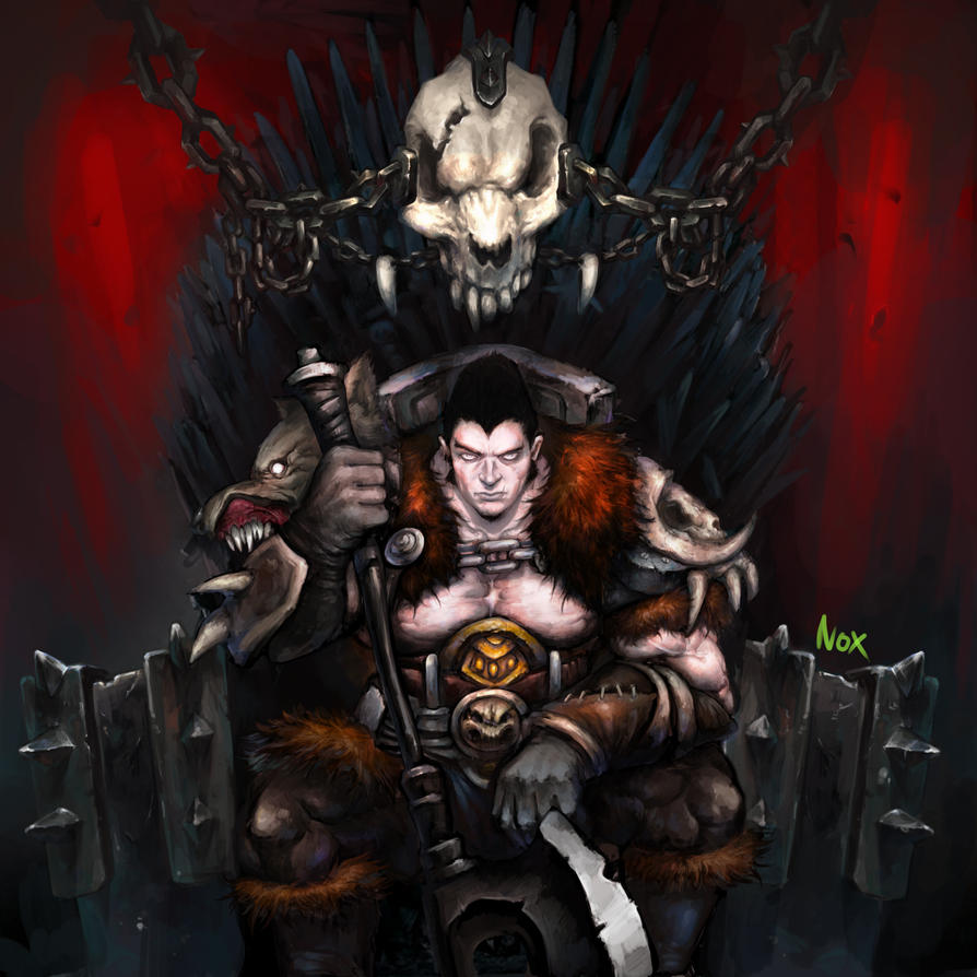 Northking Darius by zoro6463