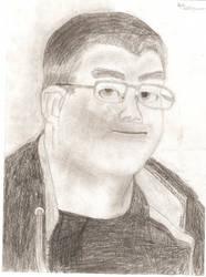 Self Portrait - schuka5 by schuka5