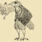 Garuda Doodle