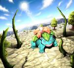 Frenzy Plant Venusaur