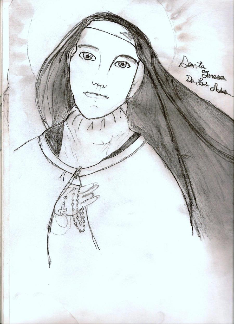 Resultado de imagen para Santa Teresa de los Andes