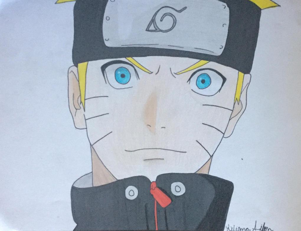 Naruto Uzamaki by LiliLovesArt