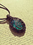 Dagon Pendant - 50% Sale in my shop by Gyemese