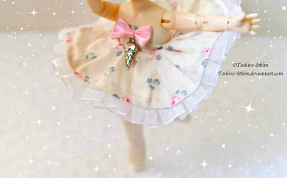 Little dancer by toshiro-sthlm