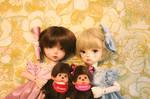 iMda babies by toshiro-sthlm
