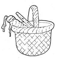 Carrots Basket by joelsaavedra