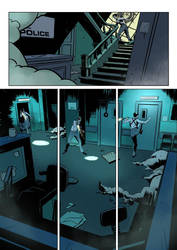 Coronary #2 Pg22 by joelsaavedra