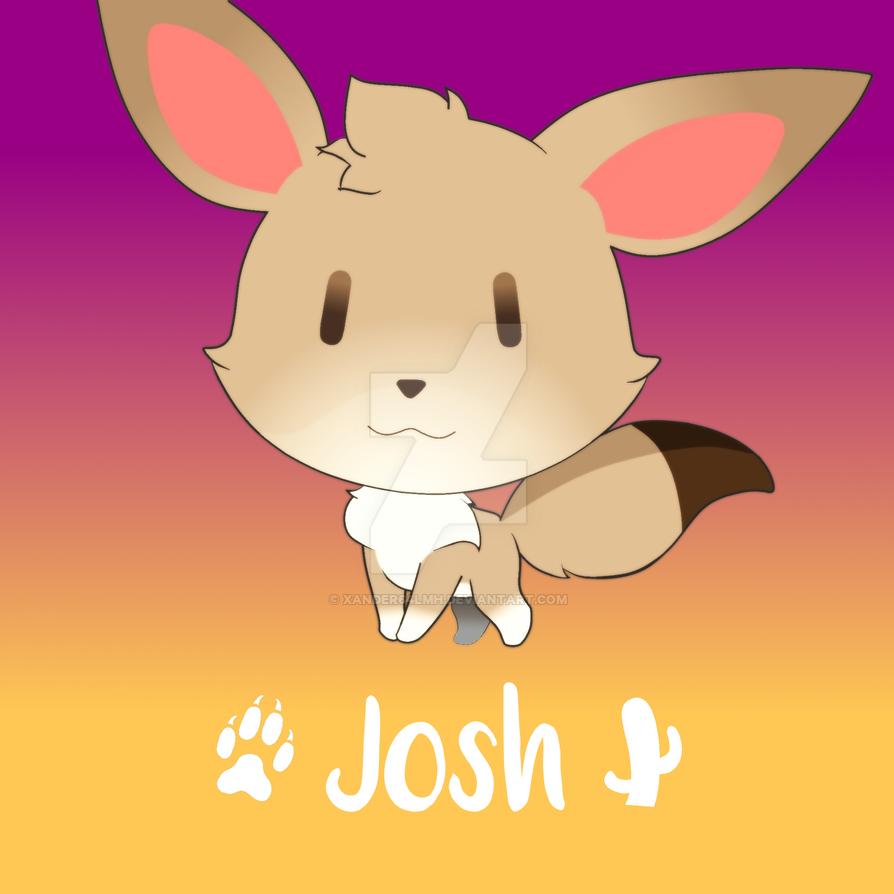 JoshtheFox by xander64lmh