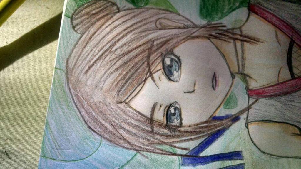 San doodle by sakura-dark-twin22