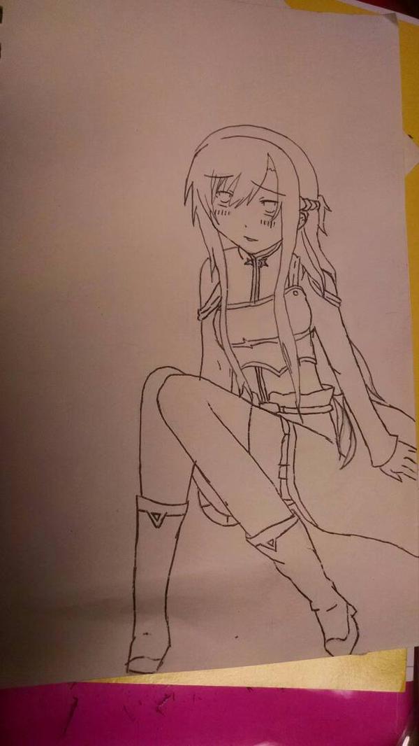 asuna sao by sakura-dark-twin22