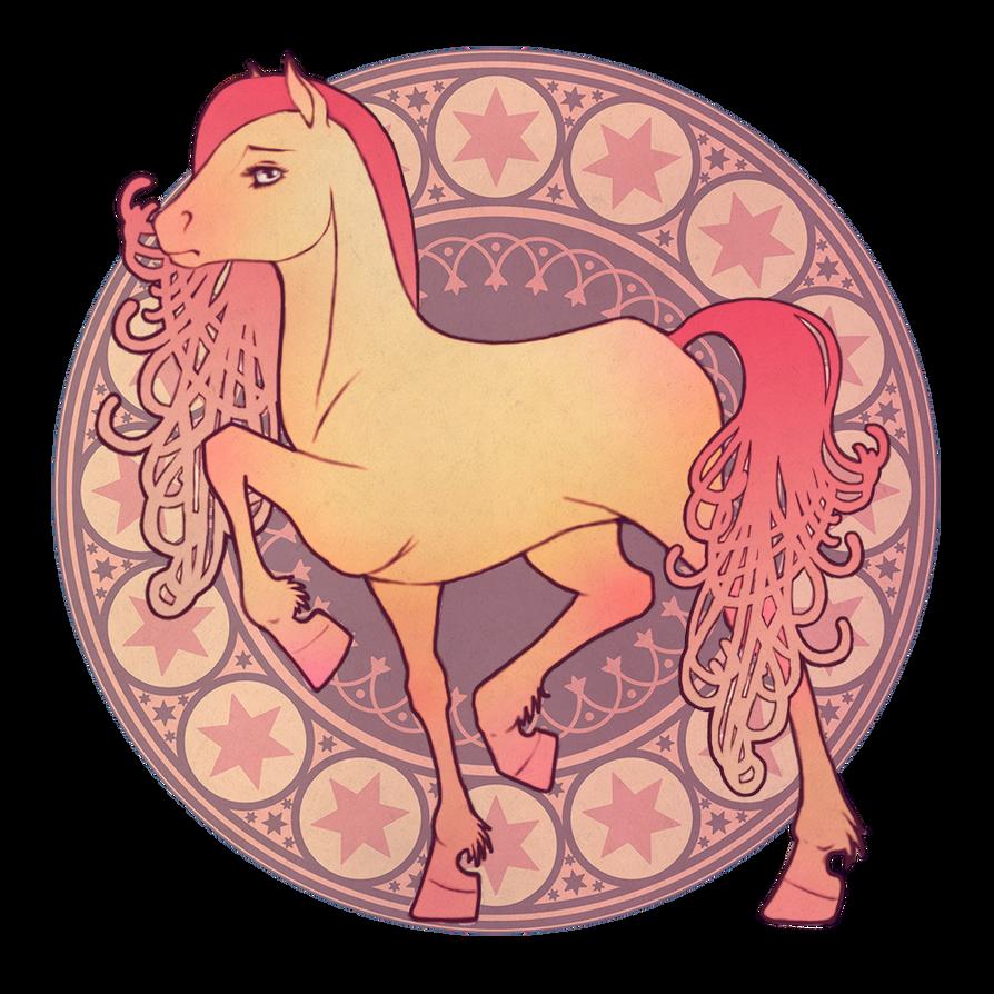 Horse by Arimna