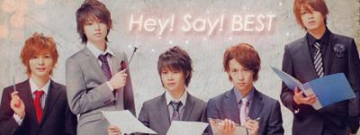HeySayBEST by RyokoChou