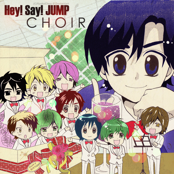 [Resim: HeySayJUMP_Choir_by_RyokoChou.jpg]
