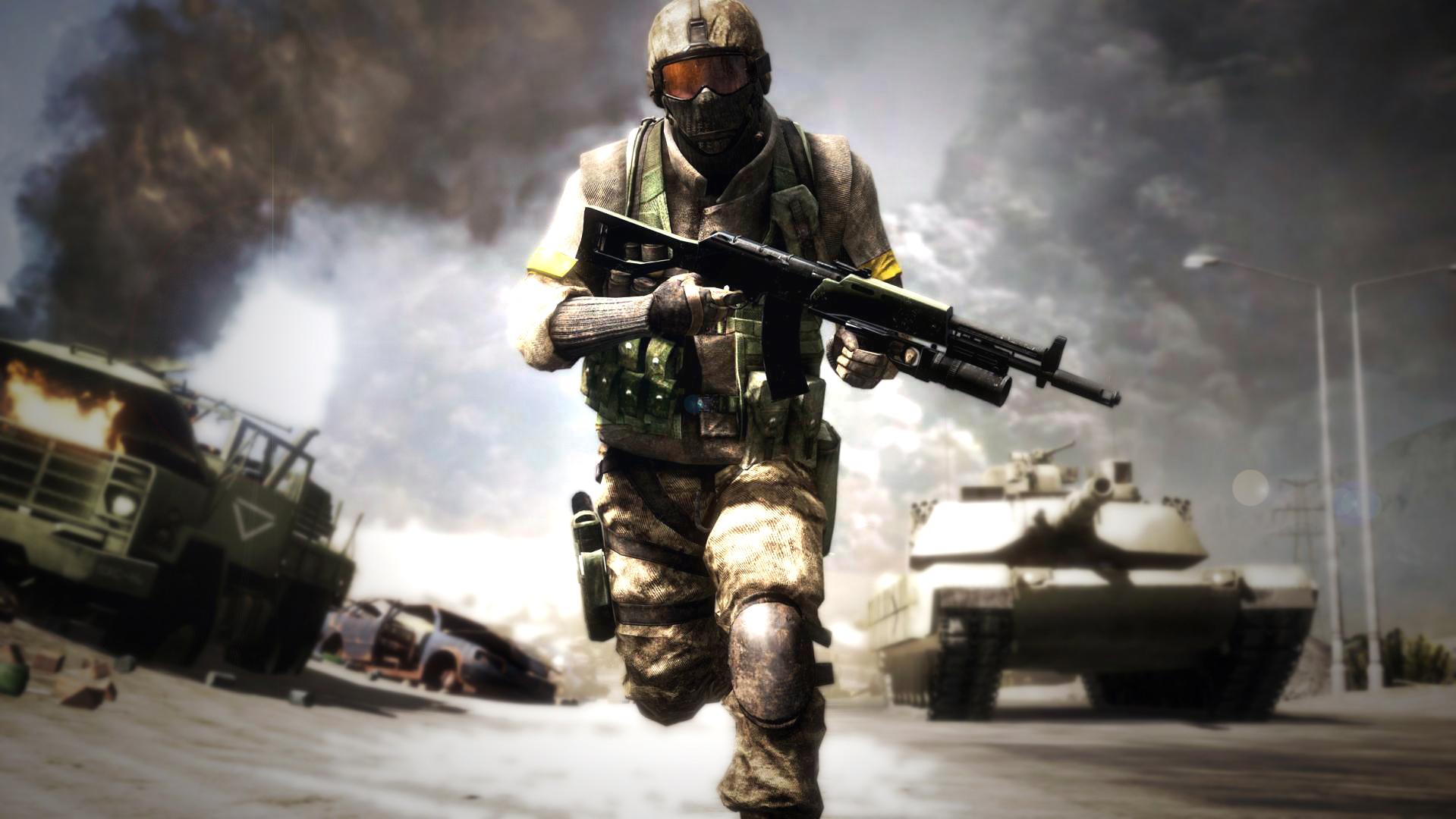 Battlefield Bad Company 1 Wallpaper