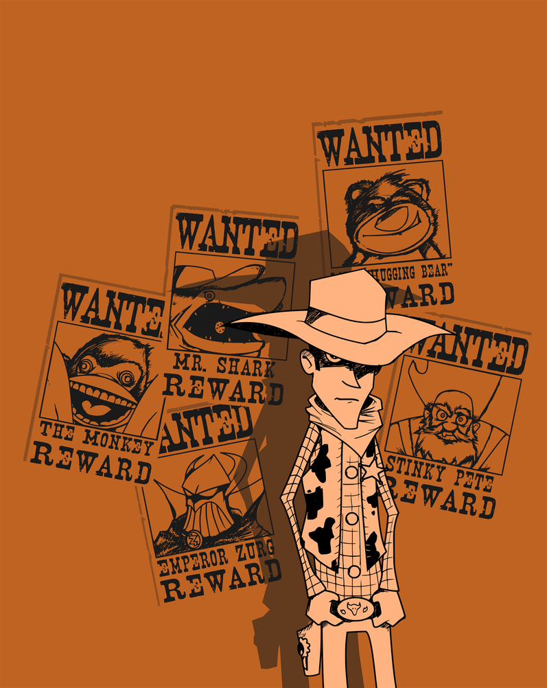 Wanted by Natesquatch