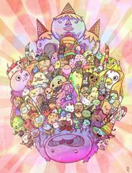 Candy Kingdom by Natesquatch