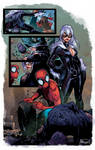 Amazing Spiderman page Coloring